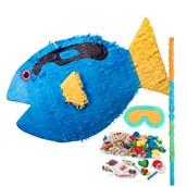 Blue Tang Fish Pinata Kit