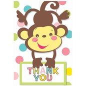 Fisher Price Baby Shower Thank-You Notes (8)