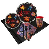 Five Nights at Freddy's 16 Guest Pack with 16 oz Cups