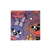 Five Nights at Freddy's Beverage Napkins (16)