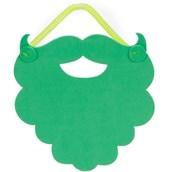 Foam Beard & Mustache