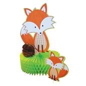 Forest Fox Centerpieces