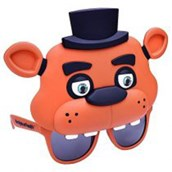 Freddy Fazbear SunStache