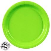 Dinner Plate - Lime  Green