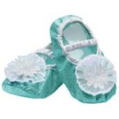 Frozen: Girls Toddler Elsa Slippers