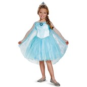 Frozen: Kids Prestige Elsa Tutu Costume