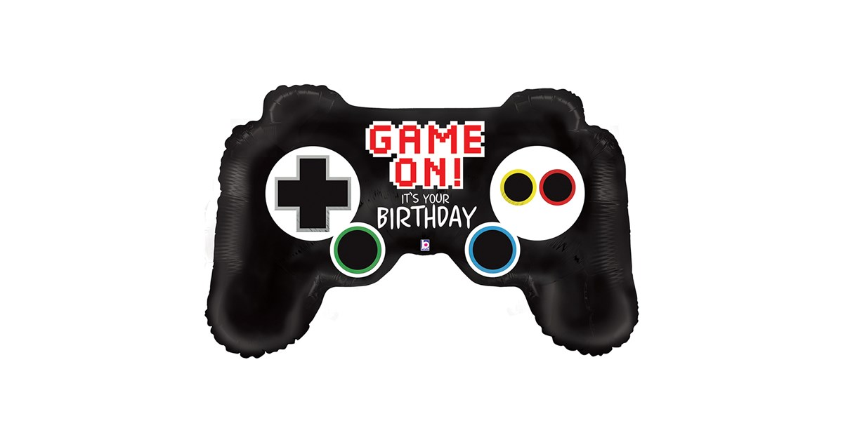 Game Controller Jumbo Foil Balloon Birthdayexpress Com