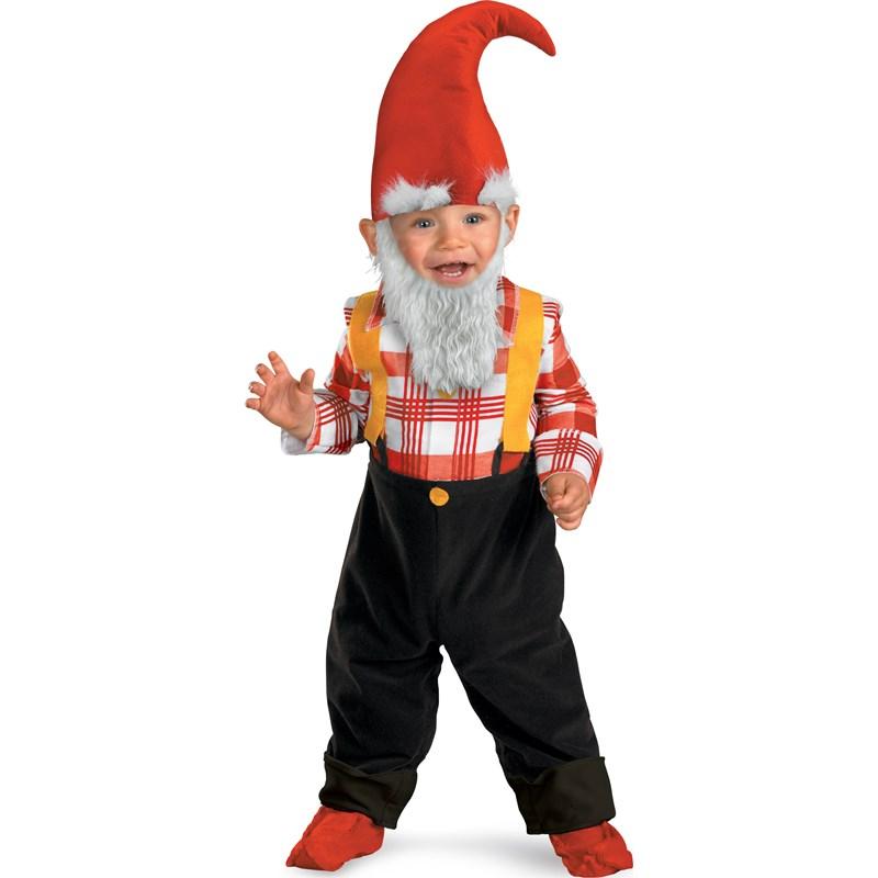 Garden Gnome Infant/Toddler Costume - Toddler (2T)