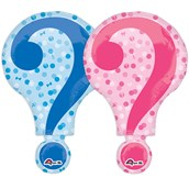 "Gender Reveal 28"" Balloon"