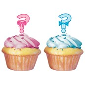 Gender Reveal ? Cupcake Topper (12)