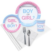 Gender Reveal Party Party Pack