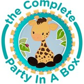 Giraffe 1st Birthday Party in a Box