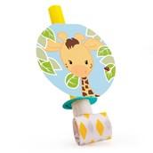 Giraffe Blowouts