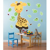 Giraffe Giant Wall Decals