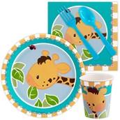 Giraffe Snack Party Pack
