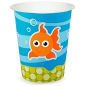 Goldfish 9 oz. Paper Cups