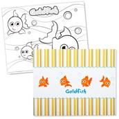 Goldfish Activity Placemats