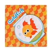 Goldfish Beverage Napkins