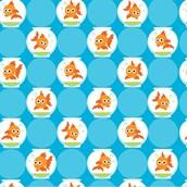 Goldfish Jumbo Gift Wrap
