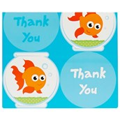 Goldfish Thank-You Notes