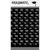 Graduation Plastic Tablecover