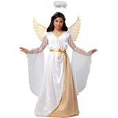 Guardian Angel Kids Costume