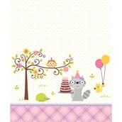 Happi Woodland Girl Printed Tablecover