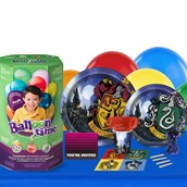 Harry Potter 16 Guest Party Pack and Helium Kit
