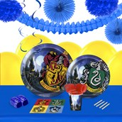 Harry Potter 16 Guest Tableware & Deco Kit