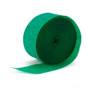 Holiday Green (Green) Crepe Paper