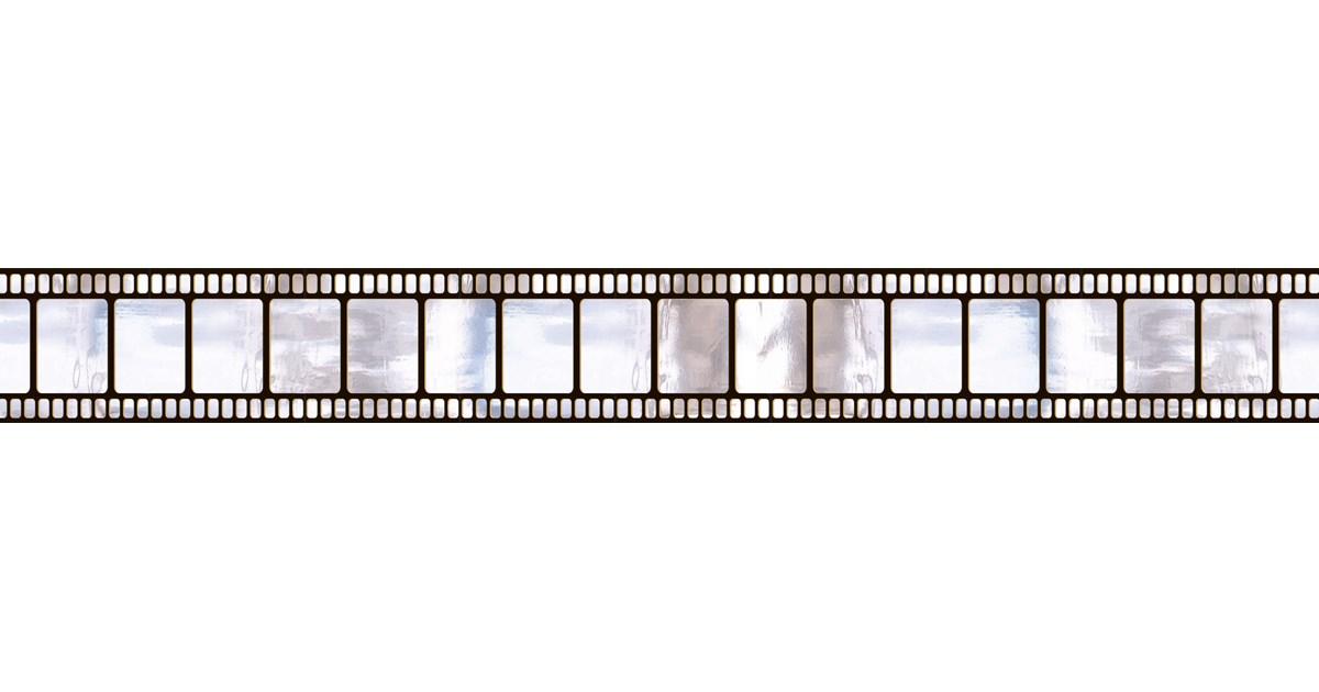 Hollywood Metallic Film Border Roll Birthdayexpress Com