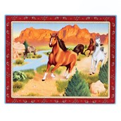 Horse Power Activity Placemats
