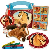 Horse Power Filled Party Favor Box