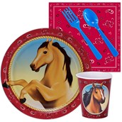 Horse Power Snack Party Pack