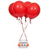 Hot Air Balloon Party Centerpiece