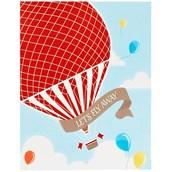 Hot Air Balloon Party Invitations