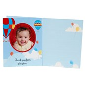 Hot Air Balloon Party Personalized Thank-You Notes (8)