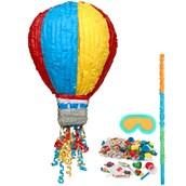 Hot Air Balloon Party Pinata Kit
