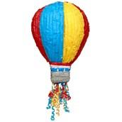 Hot Air Balloon Pull-String Pinata