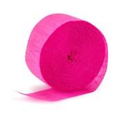 Hot Pink Crepe Paper