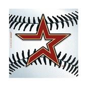 Houston Astros Baseball - Beverage Napkins
