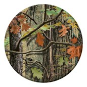 Hunting Camo Dinner Plates (8)