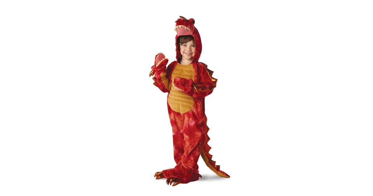 Hydra The Three Headed Dragon Child Costume