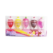 Ice Cream Sundae Lipgloss Set