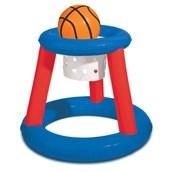 Inflatable Basketball Hoop And Ball (1)