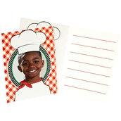Itzza Pizza Party Personalized Invitations (8)