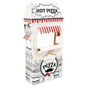 Itzza Pizza Party - Standup - 5' Tall