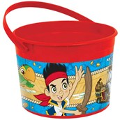 Jake and the Never Land Pirates Favor Bucket