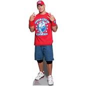 John Cena Never Give Up WWE Standup - 6' Tall