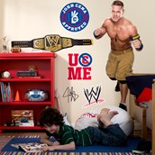 John Cena WWE Party Giant Wall Decal